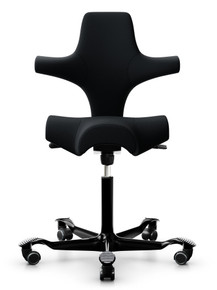 QUICK SHIP HÅG Capisco 8106 Task Chair - Front View