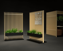HK Designs Spaces Collection - Space 2 Occupy Mobile Screens