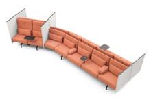 Vitra Soft Work Sofa System - Think Furniture