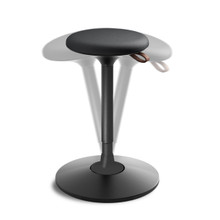 VIASIT CLOONCH SIT STAND STOOL- Free moving seat