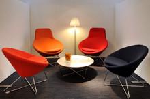 Allermuir Conic Tub Chair a630, lounge chair a631