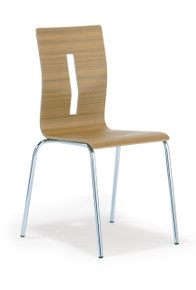Allermuir Scoop Side Chair