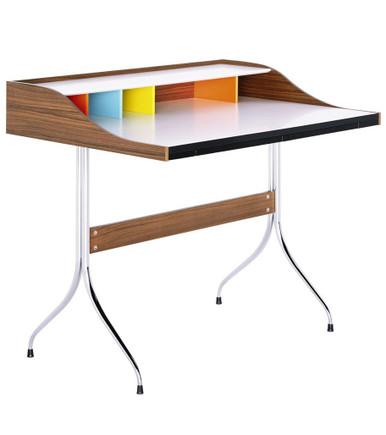 vitra home desk by george nelson 1958. Black Bedroom Furniture Sets. Home Design Ideas