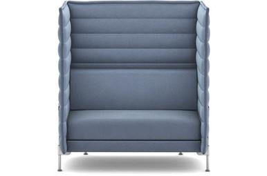 Vitra Alcove Highback Love Seat