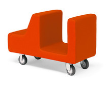 Offecct Pick Up Mini Truck Stool