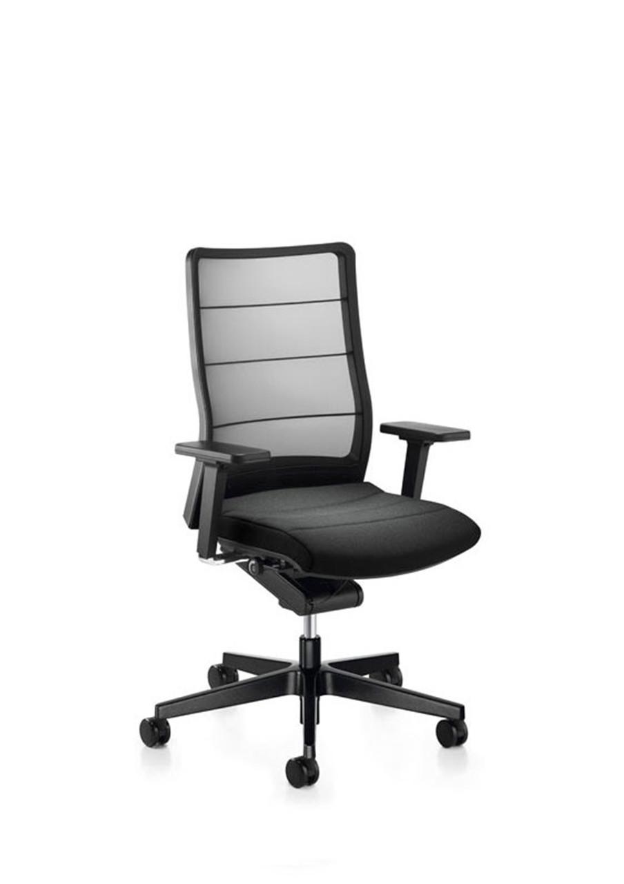 Interstuhl Airpad Mesh Swivel Task Chair