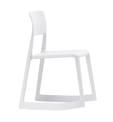Vitra Tip Ton Chair by Barber Osgerby - White