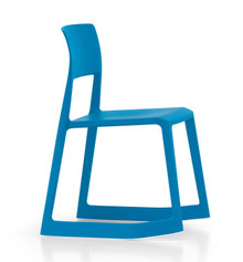 Vitra Tip Ton Chair by Barber Osgerby - Glacier Blue