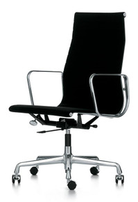 Vitra Eames Aluminium Chair EA 119