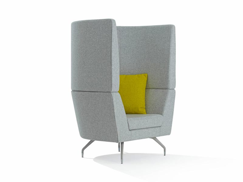 Orangebox Cwtch Lounge Amp Work Sofa