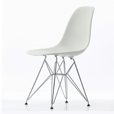 ... Vitra Eames Plastic Side Chair DSR. Image 1
