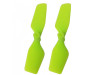 KBDD Extreme Edition Tail Blade NEON LIME 5052 - MCPX