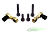 SAB Tail Pitch Slider Bushing Link Set - GOBLIN 630/700/770