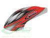 Canomod Airbrush Canopy Red/White [H0271-S] - Goblin 500