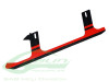 Carbon Fiber Landing Gear/Skid RED (1pc) [H0285-S] - Goblin 500 Original