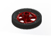 LYNX Ultra Main Gear Set - Red Devil Edition - GOBLIN 500 / 570 / 500 Sport