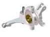 LYNX Precision Tail Bell Crank Lever - Silver PRO Edition  - GOBLIN 500 / 570 / SPORT
