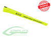 SAB Carbon Fiber Competition Tail Boom Yellow H0363-S - Goblin 630 Comp / 650 Nitro / 650 Thunder