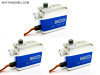 BK Servo Full Size HV Cyclic Servo Combo (3 PACK) [DS-7001HV] - by Bert Kammerer