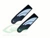 SAB 70mm Plastic Tail Blades - Goblin 380 /420