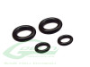 SAB Oring Damper Set (Main and Tail) - Goblin 380 / 420