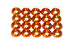 OXY3 C Washer M2 - Orange (20pcs)