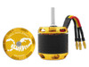 Scorpion HKIII-4025-890kv (w / 6mm Shaft) V3 Brushless Motor - GAUI X5
