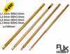 RJX Titanium Hex Driver Replacement Tip Set