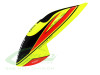 SAB - Goblin Mini Comet Canopy - Yellow/Red