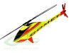 SAB GOBLIN Mini COMET (YELLOW- RED) (With COMP Motor, SAB 60A ESC) + FREE Battery