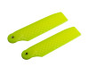 OXY4 Tail Blade 68mm -  NEON YELLOW