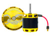 Scorpion HKIV-4025-520KV Motor (6mm) - Goblin 570