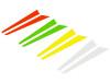 OXY4 - Vertical Fin Sticker - OXY 4
