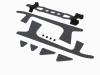 OXY4 - Max CNC Landing Gear / Bottom Plate - OXY 4 MAX