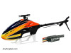 OXY 4 MAX 380 Helicopter Kit + HobbyWing 60A V4 ESC - COMBO
