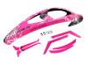 SAB Goblin RAW Canopy and Sticker Set - Pink - Raw 700