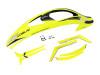 SAB Goblin RAW Canopy and Sticker Set - Yellow- Raw 700