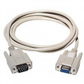 10' (DB9) Male to Female Extension Cable