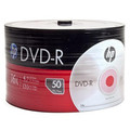 HP Spindle of 50 DVDs