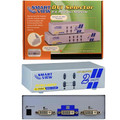 Smart View 2 Port DVI Switch