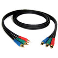 50 ft. Component RCA Video Cable (Red/Green/Blue) -