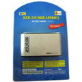 Zio Slim 4-Port High Speed USB 2.0 - Powered
