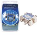 Pure|AV 3-Way Video Splitter - Belkin