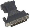 13W3 Male to HD15 (VGA) Female Adapter