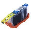 Canon BCI-3eC/BCI-6eC New Compatible Cyan Inkjet Cartridge