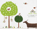 Tree Birds Wall Decals