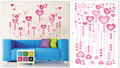 Hearts Tree Wall Decals