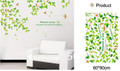 Birds, Trees Wall Decals