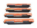 HP 130A New Compatible Toner Cartridge (1 set of 4)