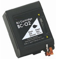 Canon BC-02 Remanufactured Black Ink Cartridge